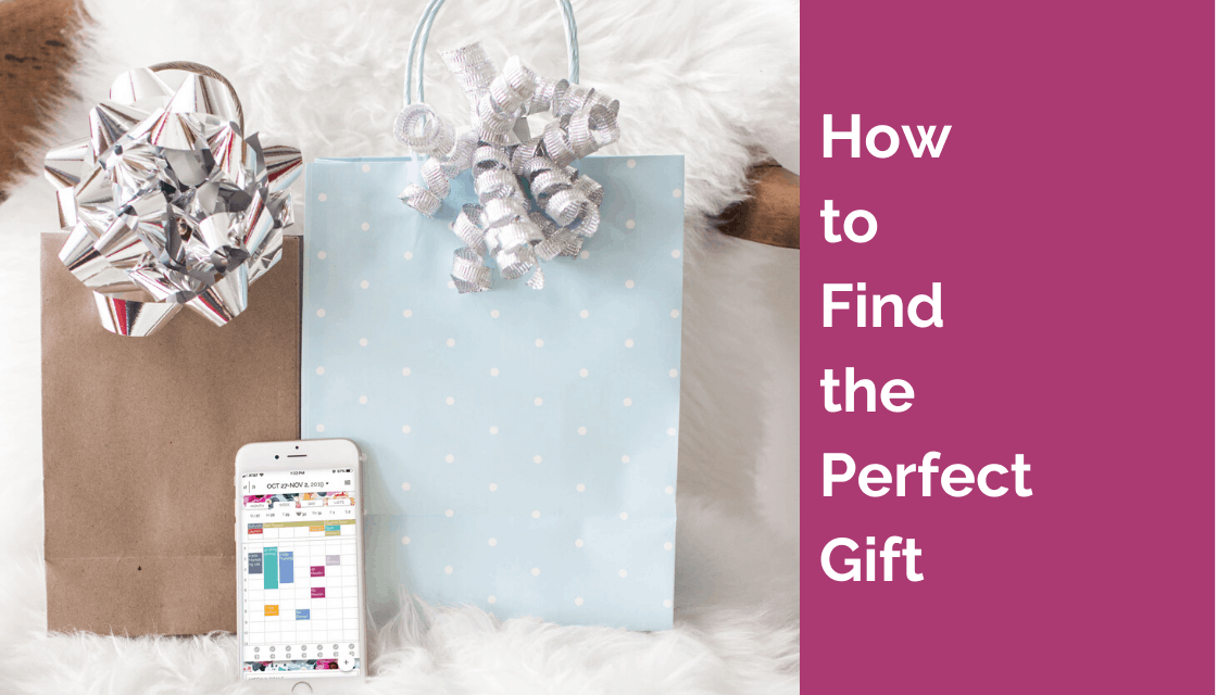 Finding a good gift