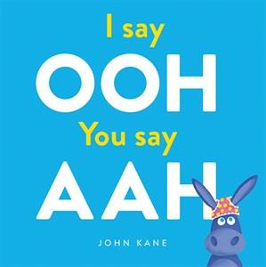 family reading - I say ooh you say aah