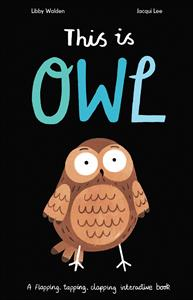 family reading - this is owl