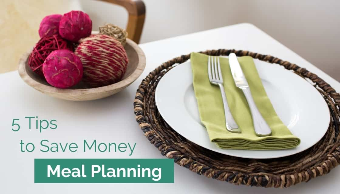 tips for meal planning